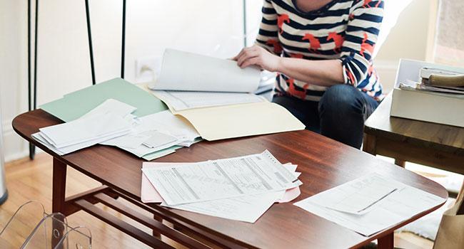 Сбор документов на получение субсидии