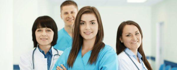 В некоторых регионах поощряются и те молодые специалисты, которые трудоустроены как средний медперсонал