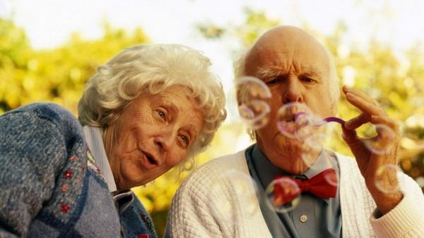 Пенсионеры и жизнь на пенсии