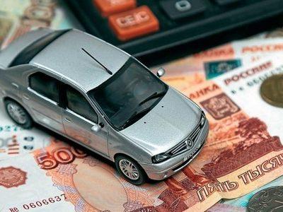В настоящее время отмена налога на личный транспорт не предусматривается