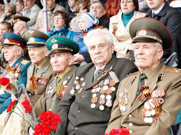 Пенсии для ветеранов ВОВ также планируется увеличить