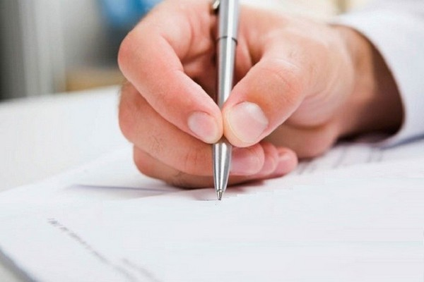Для получения налогового вычета обязательно необходимо составить заявление