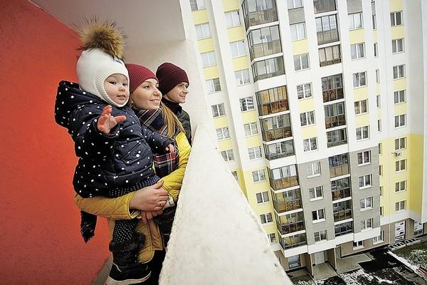 Семьи, в которых родился второй ребенок, могут оформить ипотеку с 6% годовых