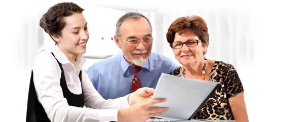 Квалифицированные специалисты стараются сделать все, чтобы помочь пенсионеру