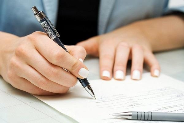 Важно, чтобы подаваемые документы были заполнены правильно