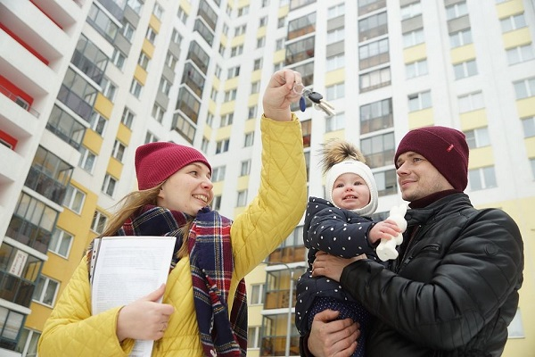 Иногда многодетным семьям выдают квартиру – все зависит от бюджета региона