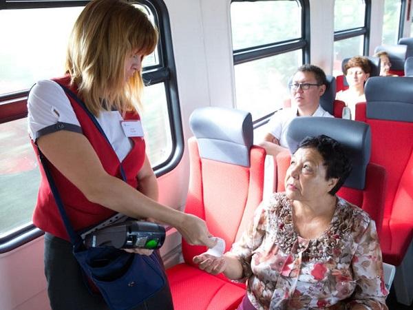 Бесплатный проезд на ж/д транспорте пригородного типа может быть предоставлен льготникам, если они воспользуются НСУ, предоставляемым органами соцзащиты