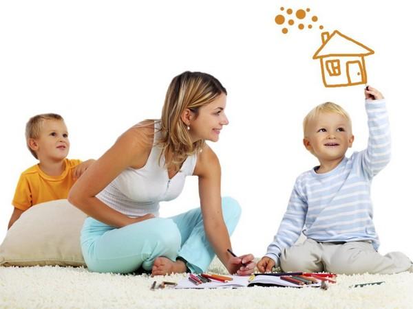 Доли при приобретении квартиры с использованием средств МСК распределяются по соглашению родителей