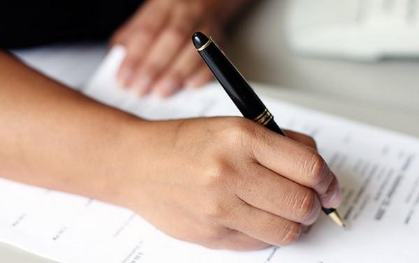 Нужно правильно составить заявление о получении пособия на погребение в адрес работодателя