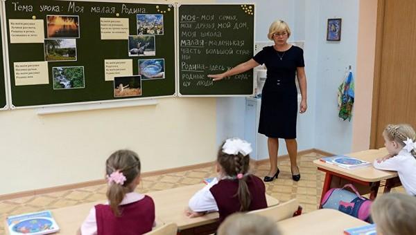 С 2020 года будет запущена программа «Земский учитель»