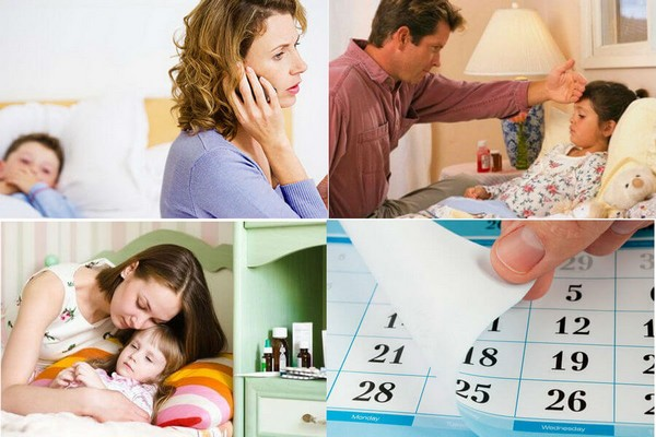 Если в семье больше одного ребенка, правила расчета действуют на каждого