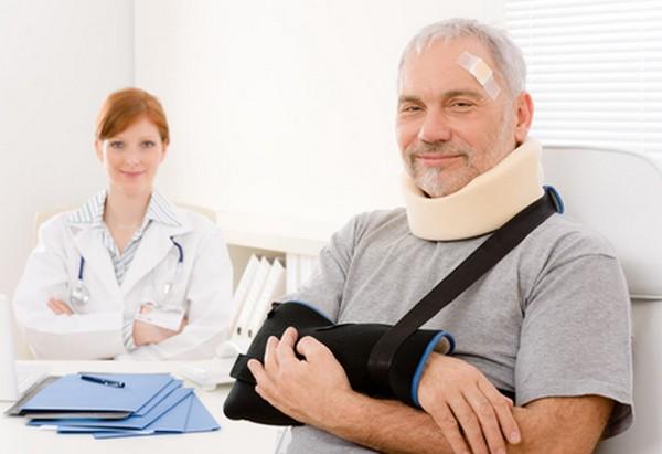 Виды повреждений, полученных на производстве, различаются в зависимости от тяжести