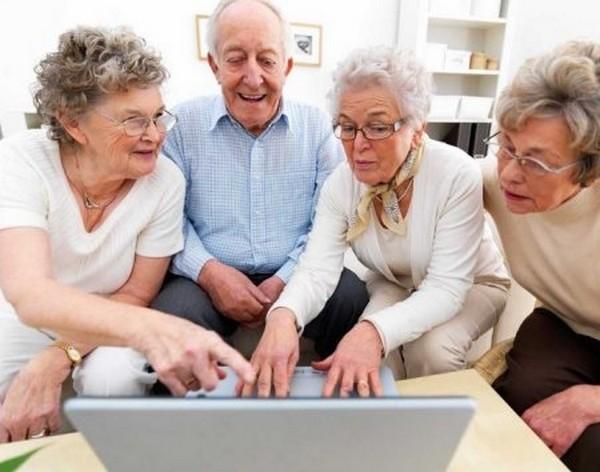 Даже на пенсии нужно стараться оставаться «на плаву» и идти в ногу со временем