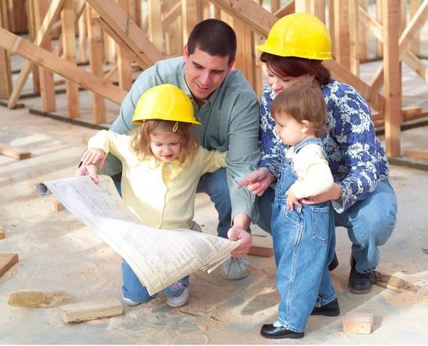 Можно использовать средства МК на приобретение жилья или его строительство