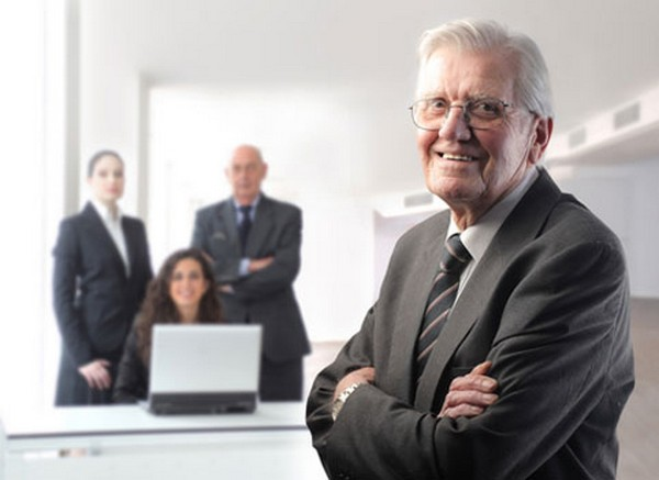 Если пенсионера представляет физическое или юридическое лицо, нужно указать информацию о нем