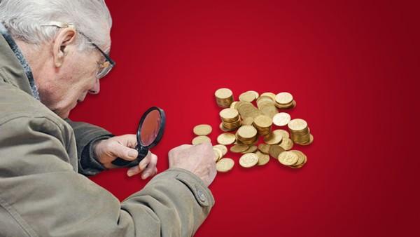 Со временем размер пенсий повышался