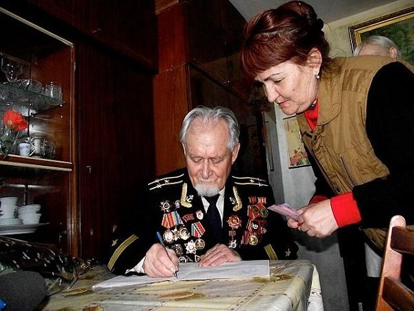 Ветеранам ВОВ и жителям блокадного Ленинграда положено множество различных выплат