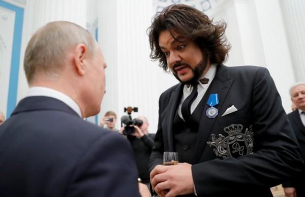 Орденом Почета награждены многие известные граждане РФ