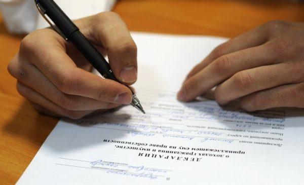 Чтобы заполнить декларацию, лучше обратиться к грамотным посредникам