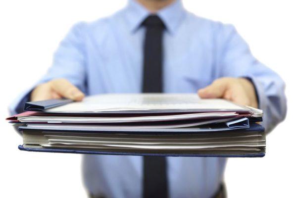 Для оформления ИП потребуется собрать пакет бумаг