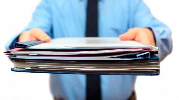 Для оформления возврата подоходного налога требуется в налоговую инспекцию предоставить пакет документов