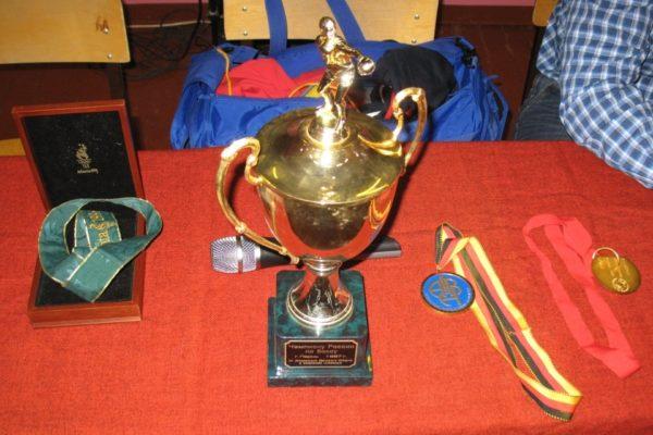 Чтобы получить звание мастера спорта, нужно иметь определенные награды