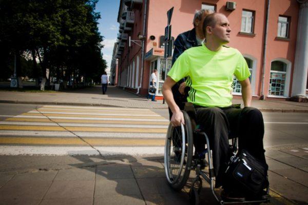 У инвалидов есть некоторые преференции, обозначенные в законе