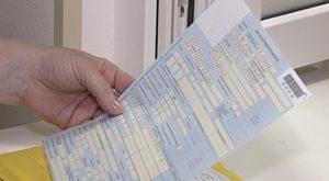 Исправления в больничном листе работодателем, образец
