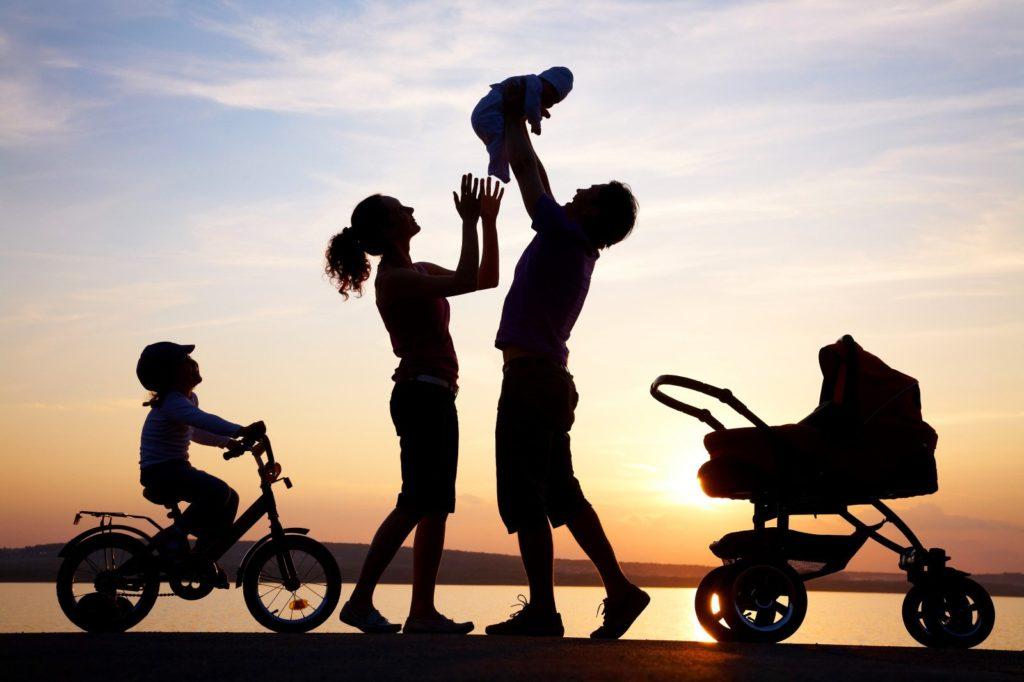 Маткапитал выдается семьям, в которых больше одного ребенка