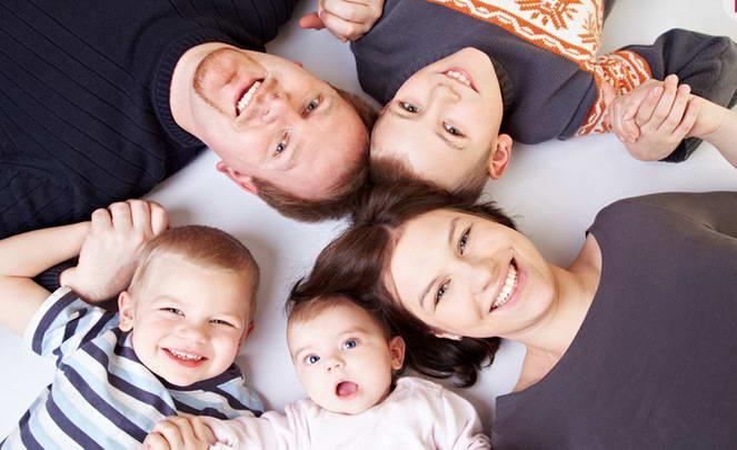На каждого члена семьи полагается фиксированное количество квадратных метров