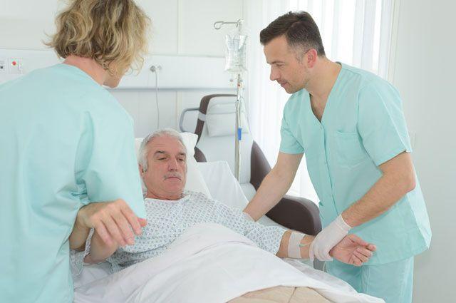 На период реабилитации врачи продлевают больничный отпуск для того, чтобы организм полностью восстановился