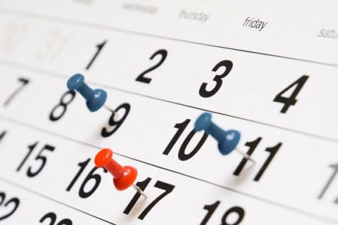 Отпускные начисляются исхода из корректного расчета количества дней