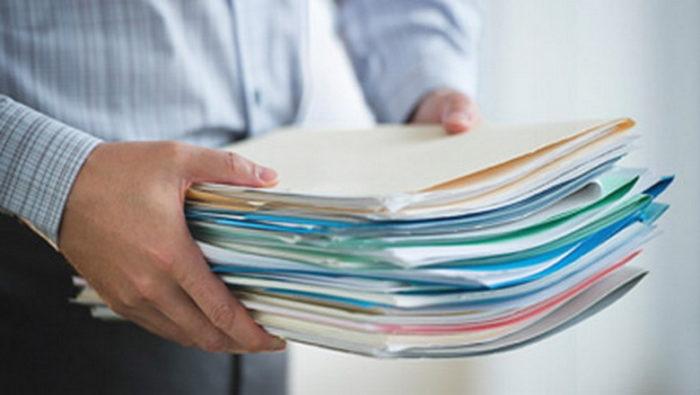 Перед визитом в отделение органов соцзащиты необходимо собрать пакет документов