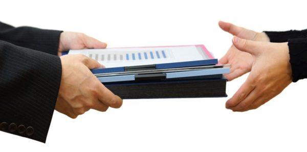 Для сдачи документов необходимо обратиться в Центр занятости населения или в департамент по вопросам предпринимательства