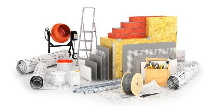 Строительные материалы при ремонте и строительстве могут оплачиваться средствами МК