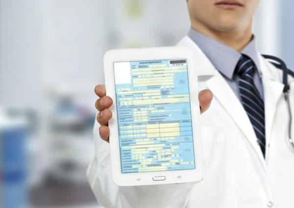 В рамках упрощения документооборота решено вводить электронные больничные листы