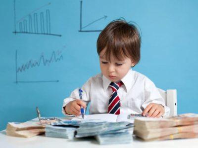 Заявление на стандартный налоговый вычет на детей в 2019 году, образец и порядок подачи