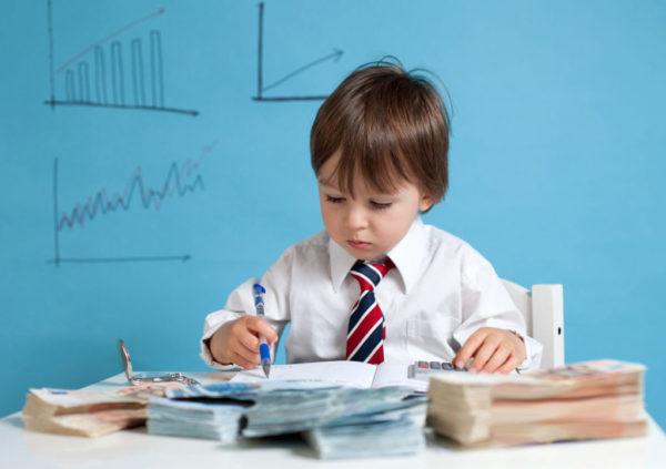 Налоговый вычет на детей: размер, как получить?