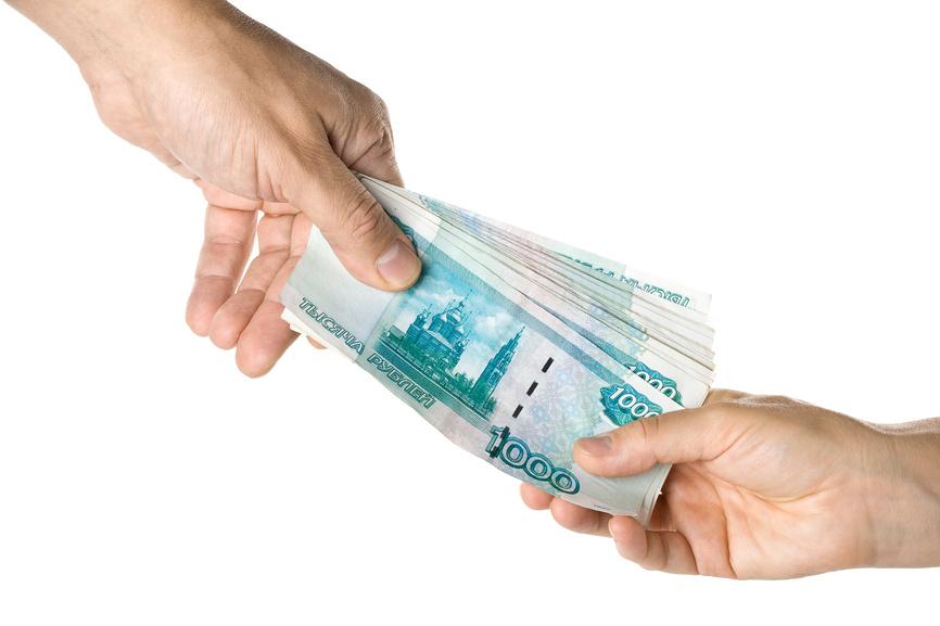 После удачного заключения договора и одобрения со стороны ПФР держателю сертификата выдаются деньги