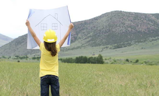 Участок не получится перепродать – его можно использовать для строительства дома, возделывания сада и проч.